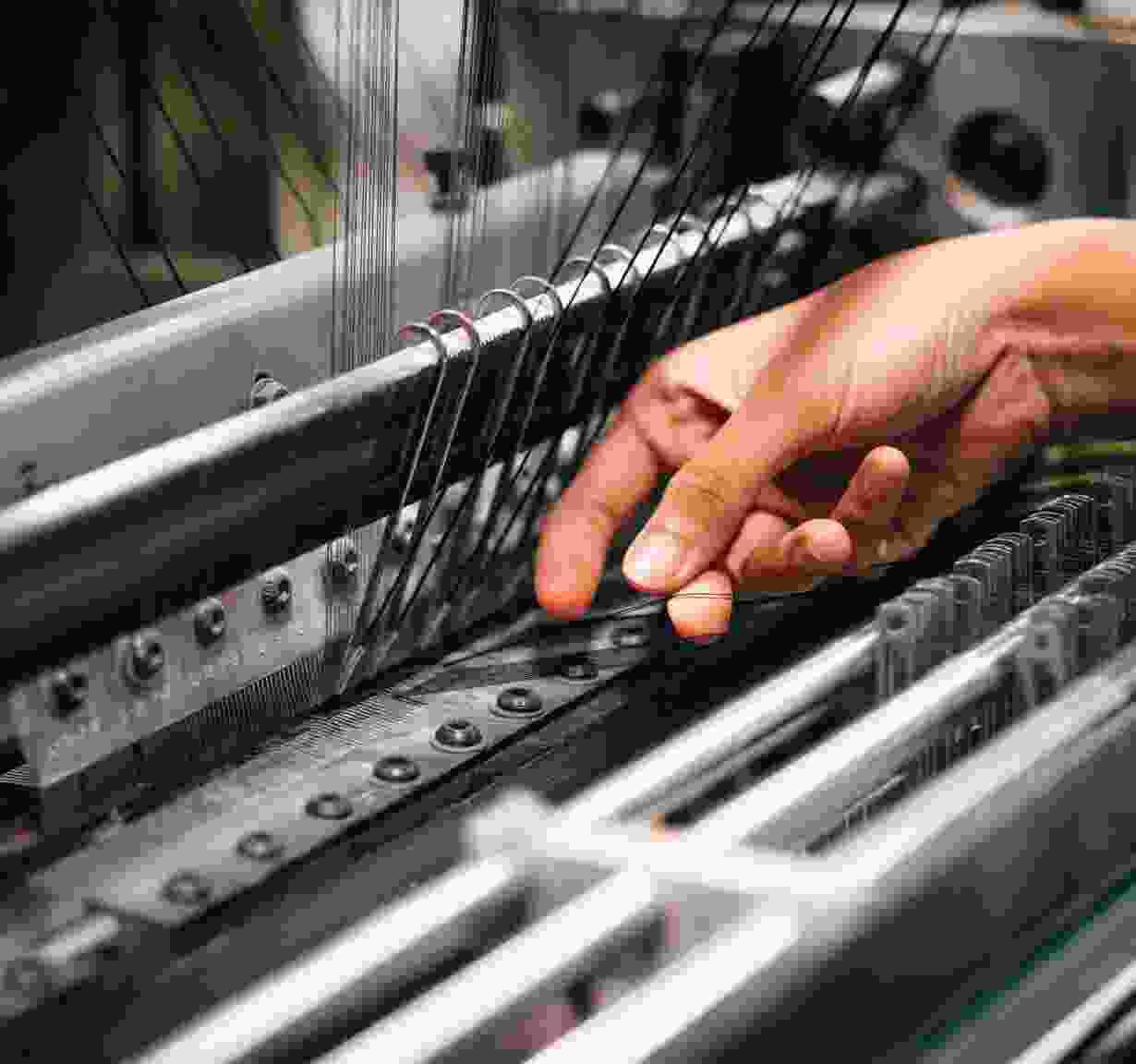 Cloth Making